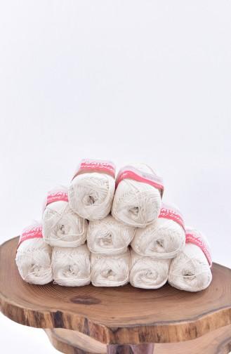 Beige Knitting Rope 0336-5306
