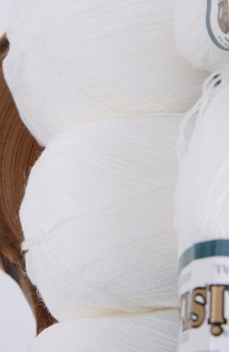 Ören Bayan Kristal Fil 269-111 Blanc 269-111