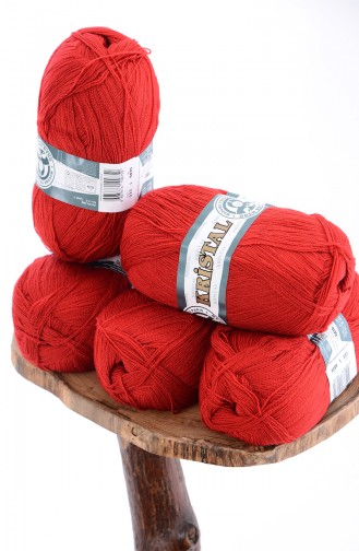 Red Knitting Rope 269-033