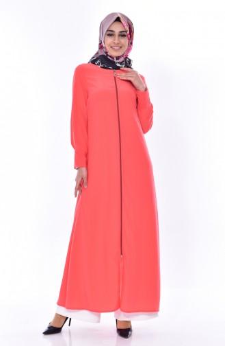 Abaya a Fermeture 4000-05 Corail 4000-05