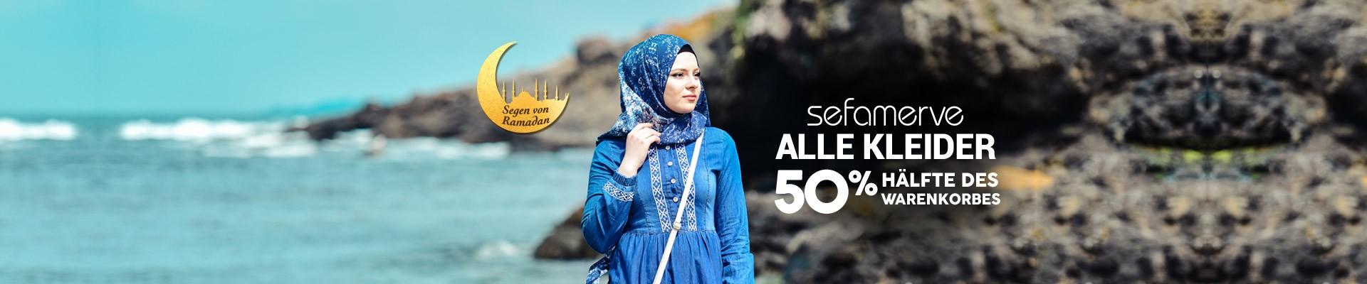 Alle Sefamerve Kleider 50% Hälfte des Warenkorbes