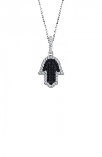 Black Necklace 20864