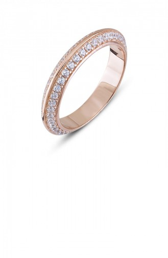 Gold Colour Ring 20780