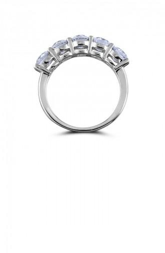 Carat Laboratories 175 Carat Diamantenring mit 5 Steine CR20808 20808