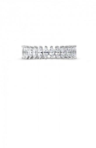Silver Gray Ring 20722
