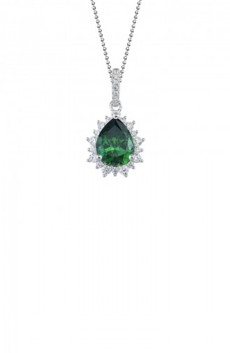 Green Necklace 20785