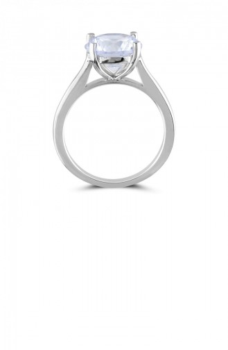 Silver Gray Ring 20779
