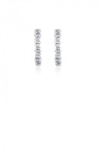 Carat Laboratories 5Ct Carat Boucle D`oreille CRE0600 0600