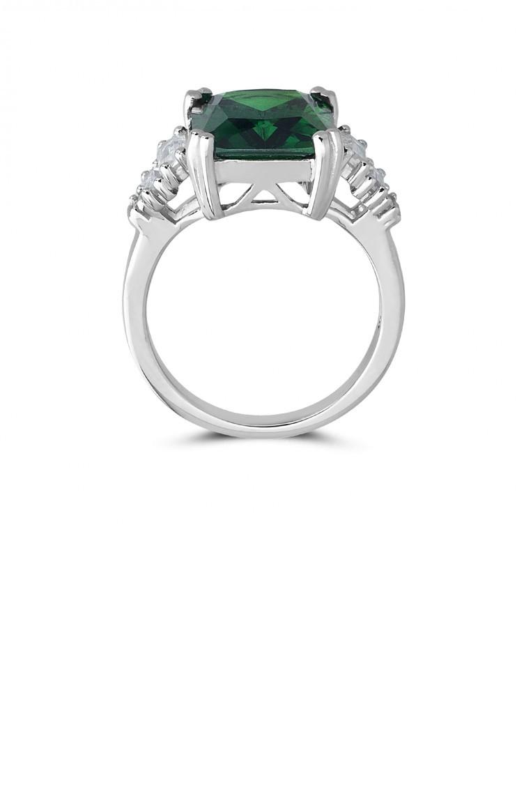 Carat Laboratories 61 Carat Fantasier Ring Mit Farbigem Stein