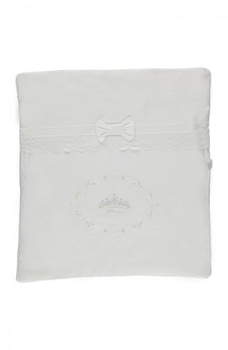 Bebetto Woven Fiber Blanket B546-EKR light Beige 546-EKR