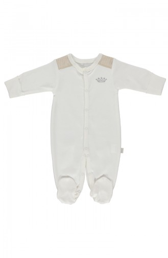 Brown Baby Overall 1365-KHV