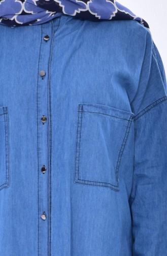 تونيك أزرق 4009-01