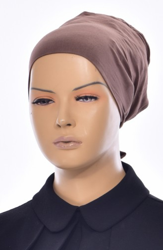 Bonnet Lycra Sans Couture 07 Brun 07