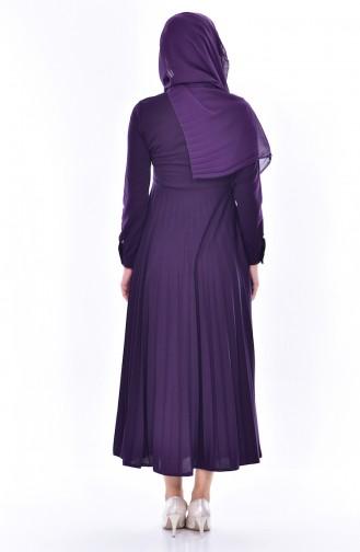 Purple Dress 0535-05