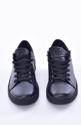Baskets Pour Femme 50221-04 Noir Noir 50221-04