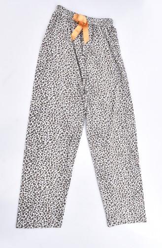 Ecru Pyjama 0107-01