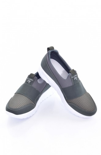 Khaki Casual Shoes 0785-03