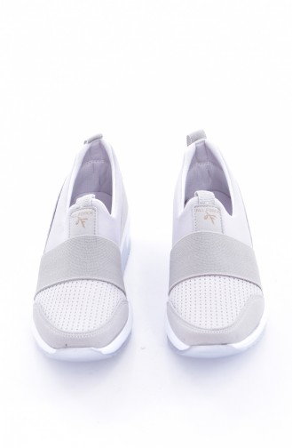 Gray Casual Shoes 0785-04
