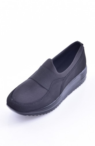 Black Casual Shoes 0790-02