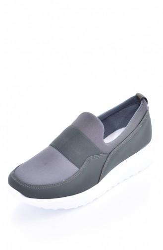 Khaki Casual Shoes 0790-04