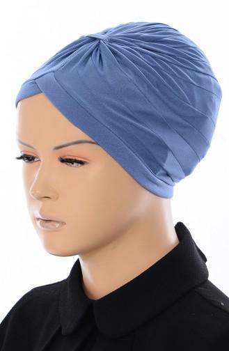 Bonnet İndien 046-04 İndigo 046-04