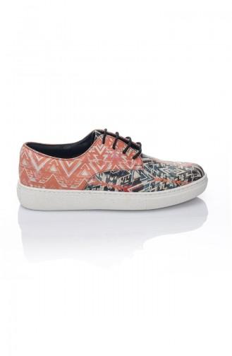 Chaussures Pour Femme 7018-Boju Multi 7018-Boju