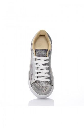 Chaussure Sport Pour Femme 7028-Marble Gris Motifs 7028-Marble