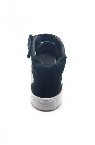 Chaussure Sport Pour Femme 7030-Bennie Vert Motifs 7030-Bennie