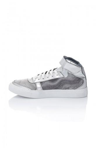 Chaussure Sport Pour Femme 7030-Marble Gris Motifs 7030-Marble