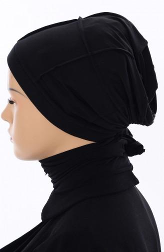 Schwarz Bonnet 002-06