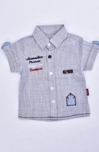 Navy Blue Babykleding 1804-01