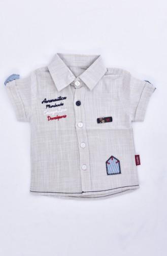 ملابس اطفال كريمي 1804-02