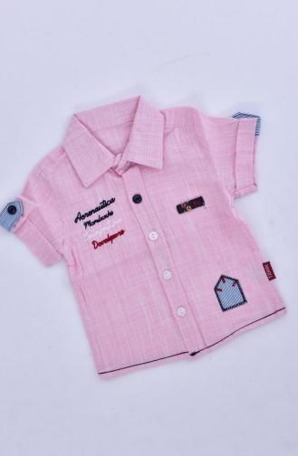 Pink Babykleding 1804-03