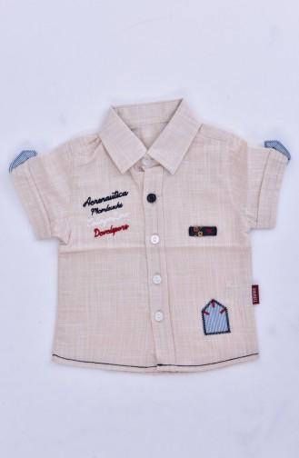Beige Babykleding 1804-04