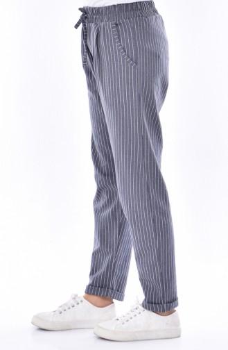 Gray Pants 1335-04