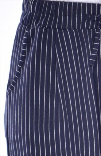 Navy Blue Pants 1335-02