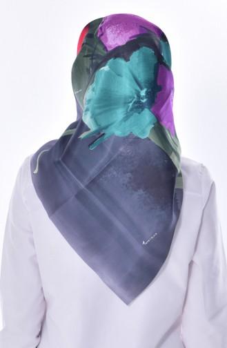 Smoke-Colored Scarf 07