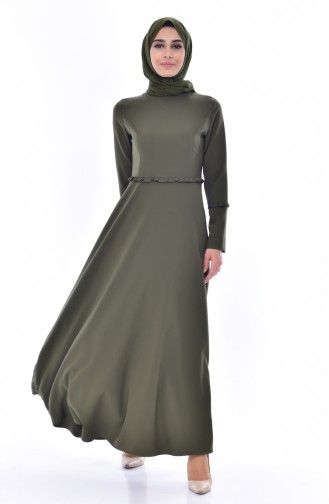 Hijab Kleid 1086-05 Khaki 1086-05