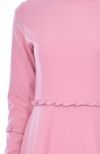 Hijab Kleid 1086-03 Puder 1086-03