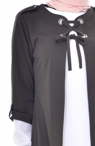 Ceket Tunik İkili Takım 1902-07 Haki