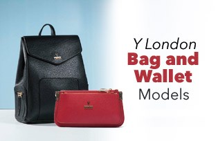 Y London Bag and Wallet Models
