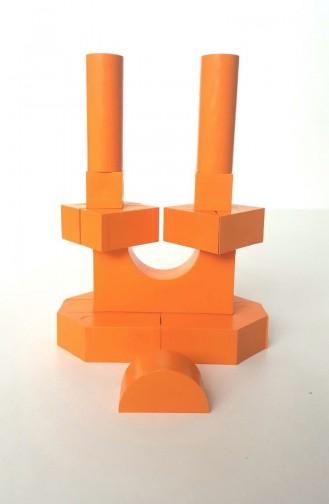 ألعاب الأطفال برتقالي 208