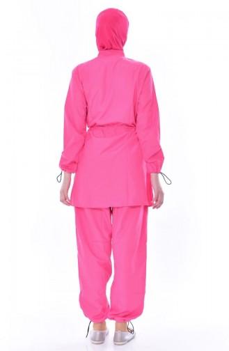 Maillot Hijab 2011-06 Fushia 2011-06