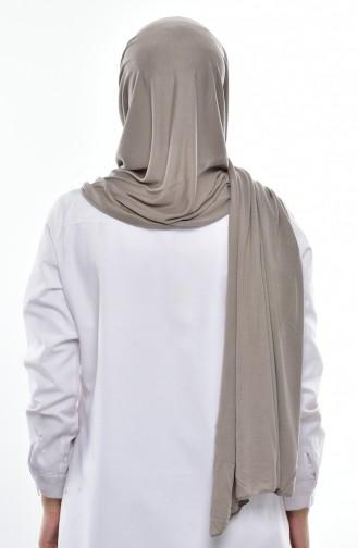 Sefamerve Sedef Schal aus Gekämmte Baumwolle SEDEFSF-111A Nerz 111A
