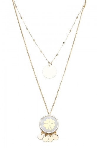 Golden Yellow Necklace 9346