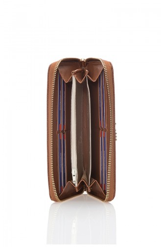 Tobacco Brown Wallet 559-8-2682001-01-046
