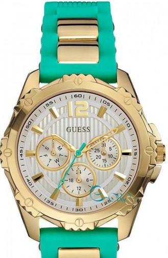 Türkis Uhren 0325L4