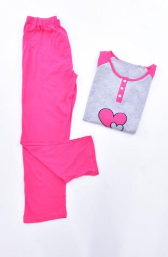 Fuchsia Pyjama 2010K-03