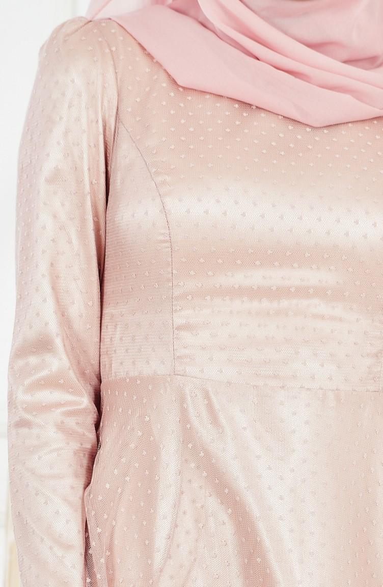 70f444e2caf74 Powder Islamic Clothing Evening Dress 0011-01