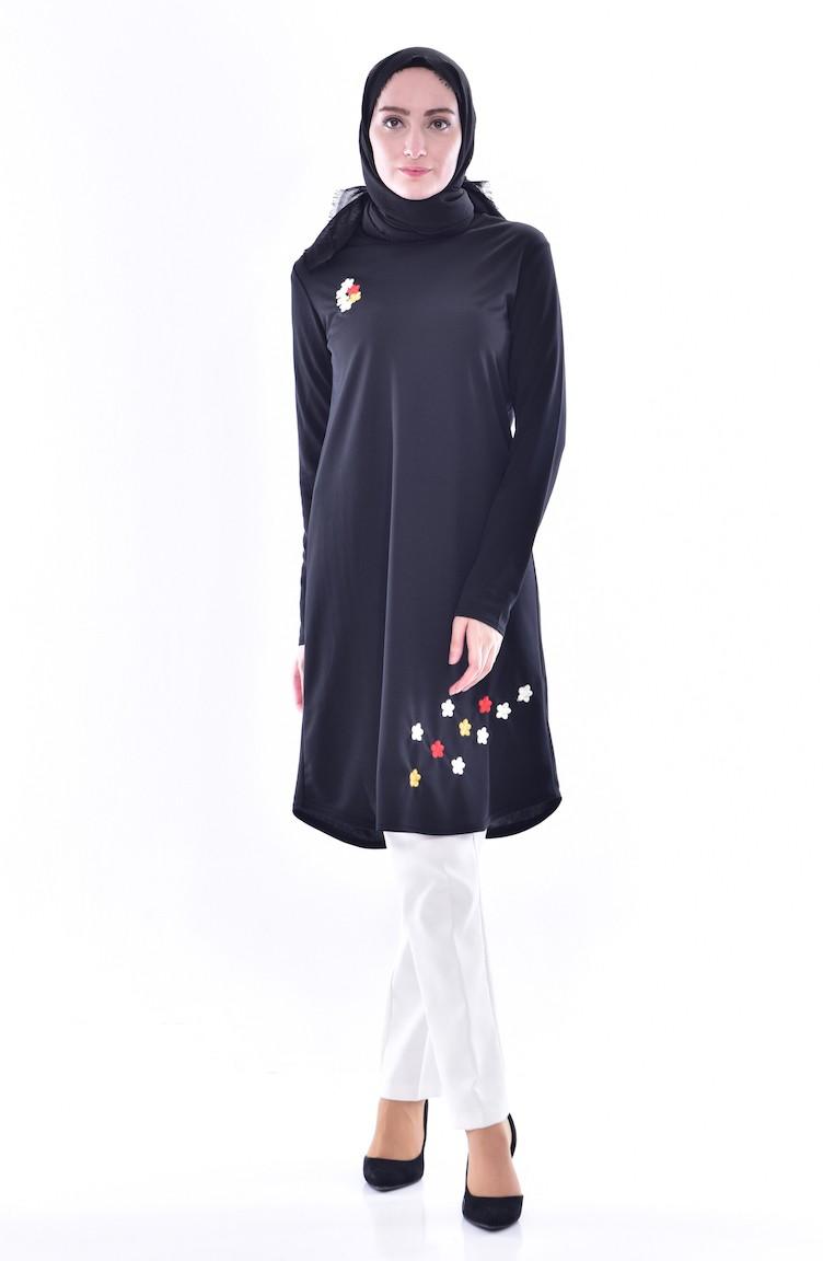 Şifon Tunik Modelleri 2019